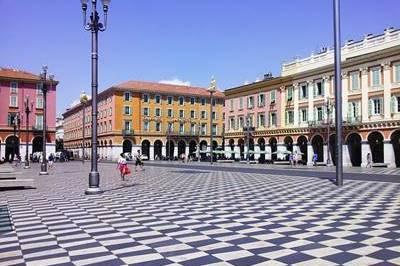 Place Maseena, Nice, France