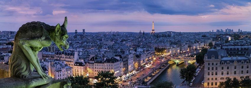 Hoteluri Paris