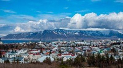 Reykjavik Landscape