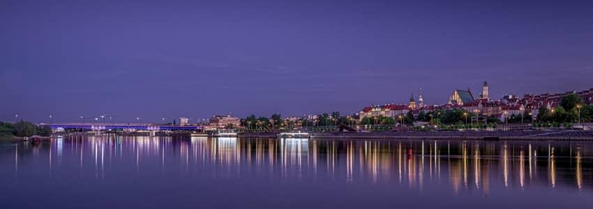 Varșovia - Ghid Turistic: Atracții Turistice, Recomandări