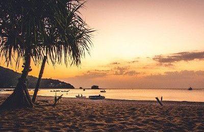 Beach Sunset Phuket